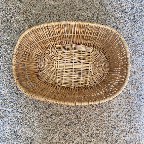‼️Oval Wicker Basket‼️